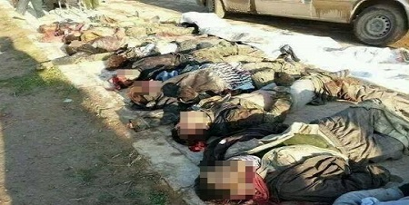 """""""IŞİD 300 PKK'lıyı Kurşuna Dizdi"""" İddiası"""