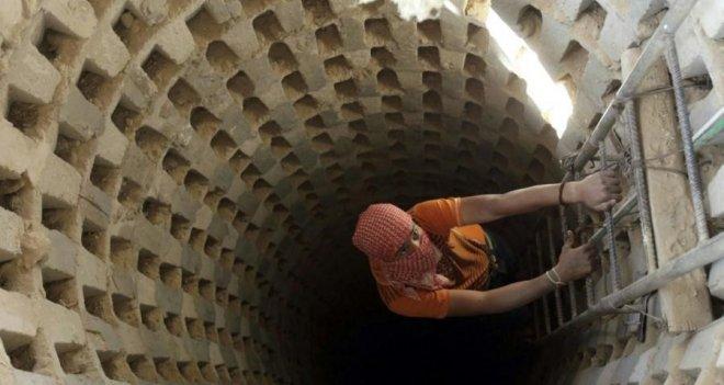 Siyonist Gasıp ve Habis israilden Tünel Açıklaması