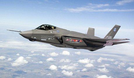 Korsan İsrail, f35 savaş uçağı satın alıyor!