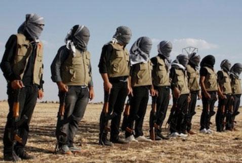 İdlib'de YPG Türk askerine saldırı, Türk askeri saldırıya anında karşılık verdi