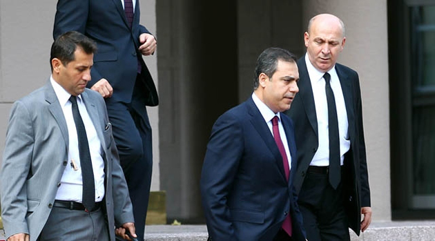 Obama'nın Danışmanı Monaco, MİT Müsteşarı Hakan Fidan ile görüştü.
