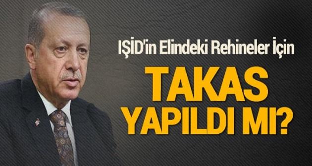 Türkiye 49 kişiye karşı 180 IŞİD mensubunu serbest bıraktı iddiası