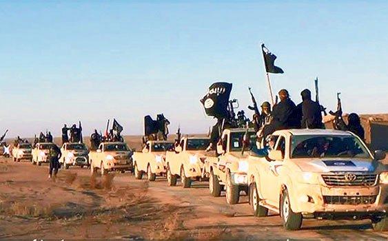 IŞİD'e Toyota arabalarını kimlerin verdiği belli oldu