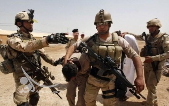 Irak Halk Güçleri, Barzani ve PKK'ye bağlı 480 teröristti esir aldı