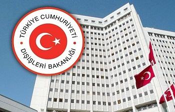 Dışişleri Bakanlığı'nda 557 kişinin ilişiği kesildi