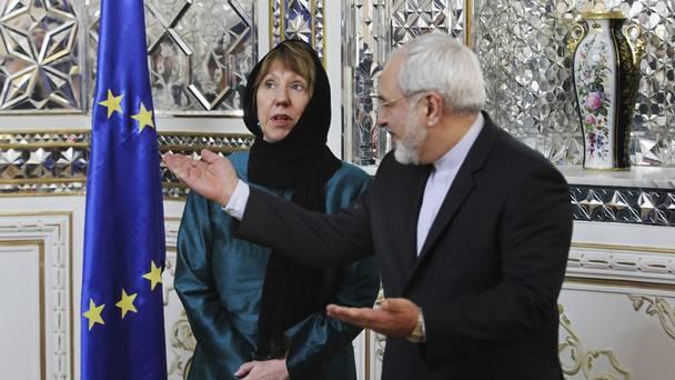 Ashton, İran nükleer görüşmelerine katılmaya devam edecek