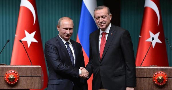 Putin: Türkiye ile Suriye'de başka planlarımız var