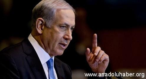 Netanyahu, İran'a uygulanan yaptırımların kaldırılmasına tepki gösterdi