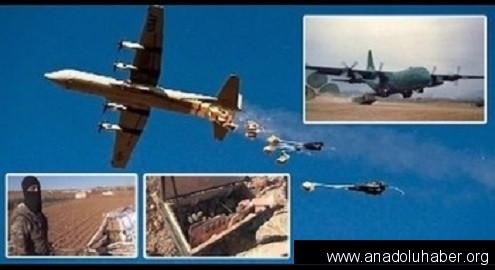 ABD'nin IŞİD'e yardımları ifşa edildi