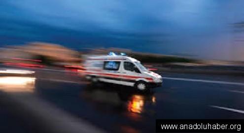 Siirt'te korucuları taşıyan minibüs devrildi: 2 şehit