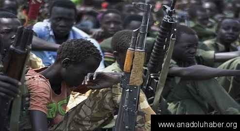 UNICEF: Sudan'da 89 çocuk kaçırıldı