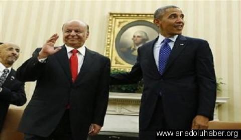 ABD Mansur Hadi'ye Sana'ya saldırı talimatı verdi