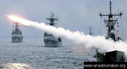 Türkmenistan Hazar denizinde askeri tatbikat gerçekleştirdi