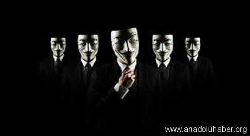 """""""Anonymous"""" ABD'deki Irkçılara Savaş Açtı"""