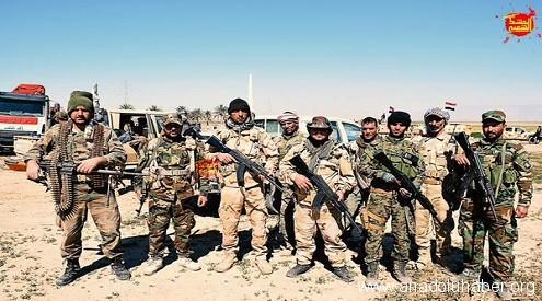 Irak'lı güçler üç bölgeyi daha kurtardı