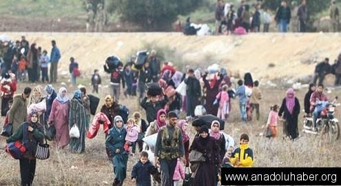 IDMC: 38 milyon kişi mülteci durumuna düştü