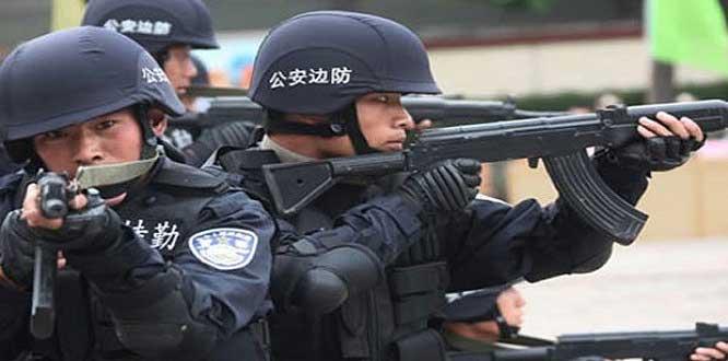 Çin, Kuzey Kore sınırına 150 bin asker gönderdi