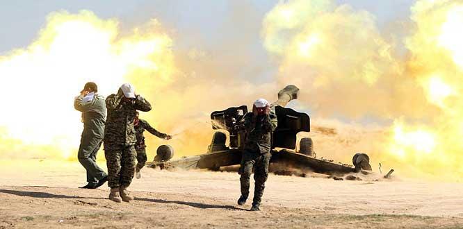 IŞİD'in Son Kalesi Çöktü