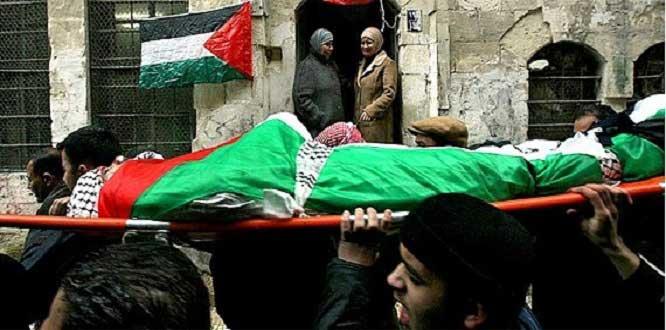 Filistin'de iki genç siyonistlerce şehid edildi