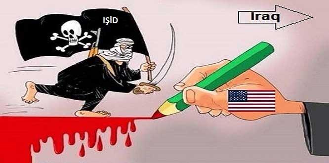 Terörün baş hamisi ABD, Irak'a geri dönmeye çalışıyor / Haber – Analiz