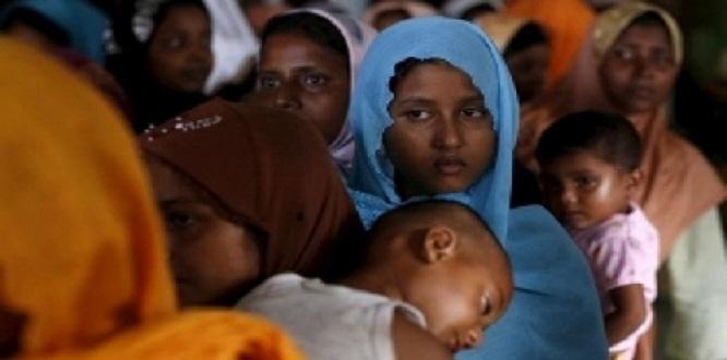 Budist teröristlerden kaçan Arakan'lı Müslümanların çilesi devam ediyor