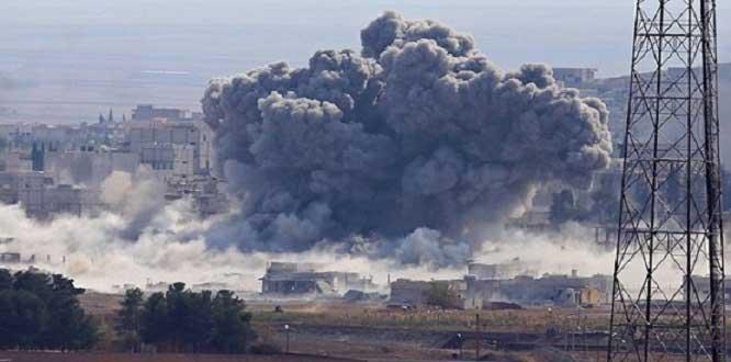KATİL Amerika liderliğindeki koalisyon güçlerinin saldırısında 14 sivil öldü