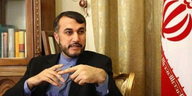 Abdullahiyan: Suriye buhranının kökünde siyonist israil'in güvenliği yatıyordu