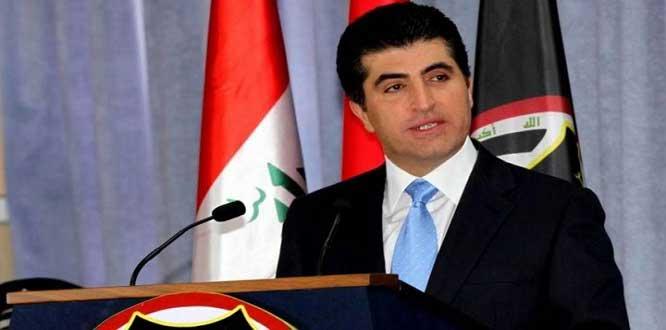 Neçirvan Barzani: Petrol dahil tüm gelirleri, Bağdat'a teslim etmeye hazırız