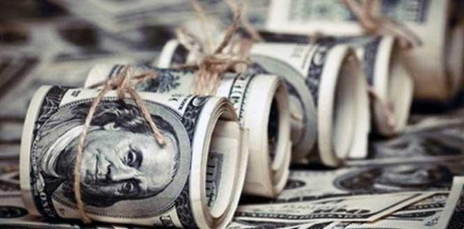 Türkiye'nin dış borcu 412.4 milyar dolar oldu!