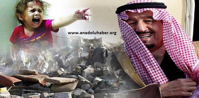 Suudi-Amerika koalisyonu Yemen'de sivilleri katletmeye devam ediyor