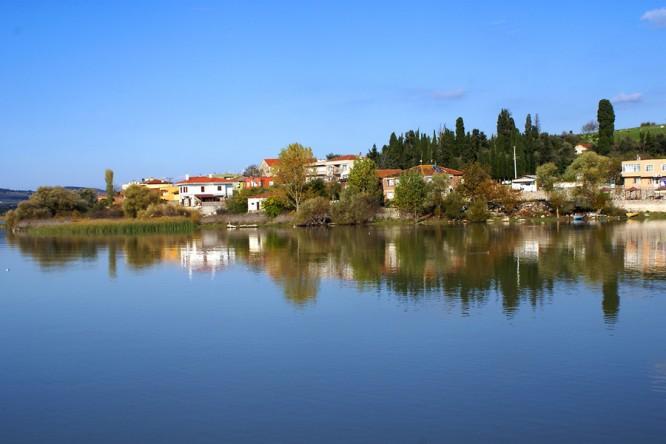 Bursa-Uluabat Gölü