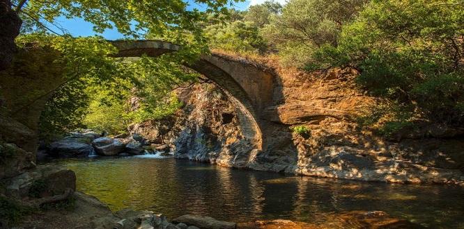 Kazdağları / Ceneviz Köprüsü
