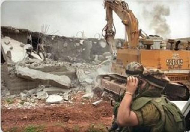 İşgal altındaki Kudüs'te Filistinlilerin evleri yıkılıyor