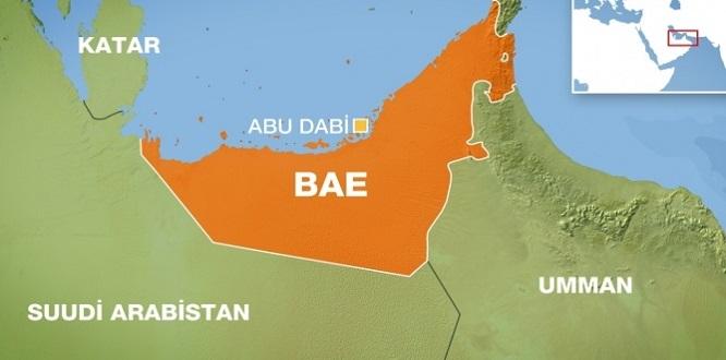 Birleşik Arap Emirlikleri'inde general Hashmi: BAE ve İsrail iki kardeş ülkedir, ABD ise abidir