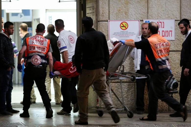 Siyonist Rejim Bıçaklı Eylemleri Engelleyemiyor