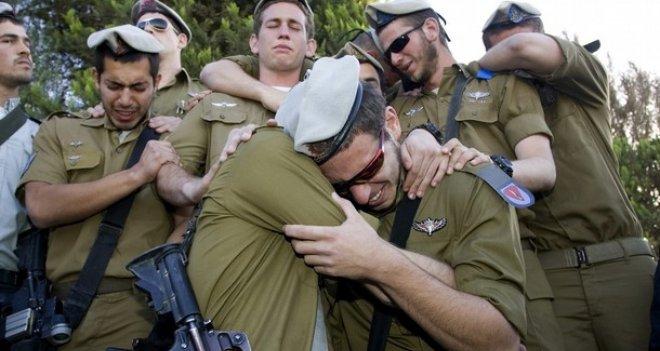 işgalci israil askerleri kendi vatandaşlarını vurmaya başladı !