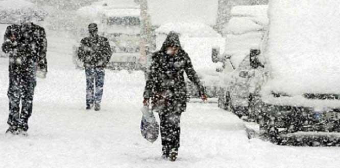 Hafta sonu kar yağışı beklenen illerimiz