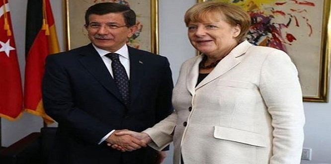 Davutoğlu, Merkel ve Rutte ile 6 saat görüştü