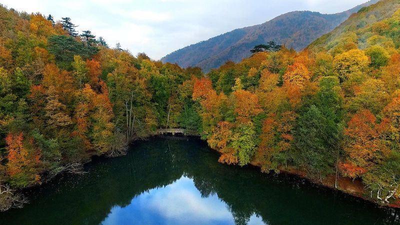 Yedigöller Milli Parkı – Bolu Türkiye