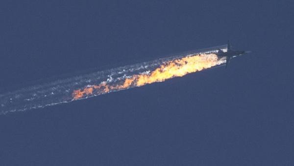 Afganistan'da ABD'ye ait F-16 düştü