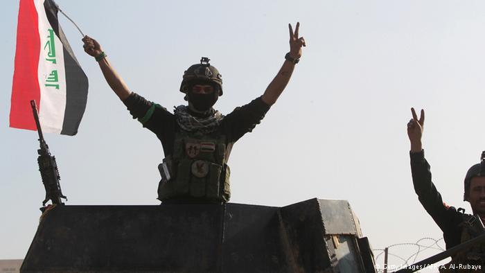 Irak ordusundan tarihi zafer: Bağdadi'nin sözde halifeliğini ilan ettiği cami geri alındı!