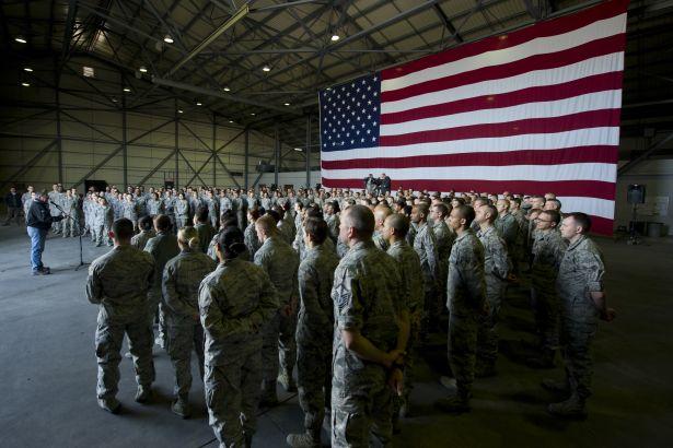 ABD, Sina Yarımadası'na asker göndermeye devam ediyor
