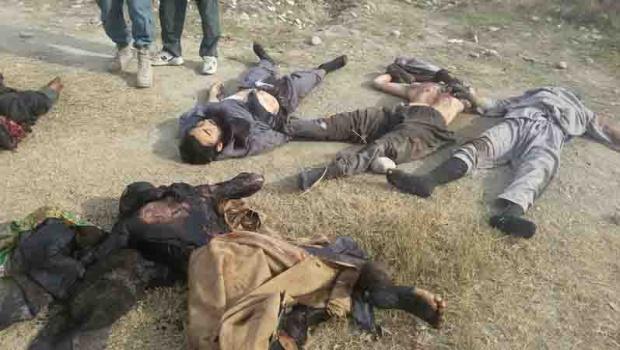Irak'ta IŞİD'le mücadele devam ediyor: 13 ölü