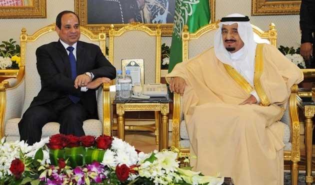 Mısır adalarının Arabistan'a devredilmesi aleyhinde kıyam çağrısı