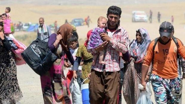 Türkiye'deki Iraklılar ülkelerine geri dönüyor