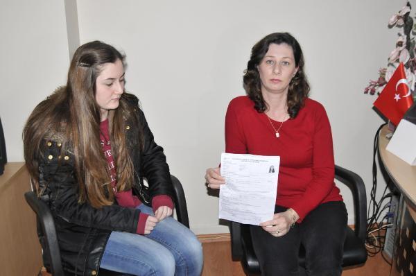 Belgeye annesinin fotoğrafı konulunca sınava giremedi
