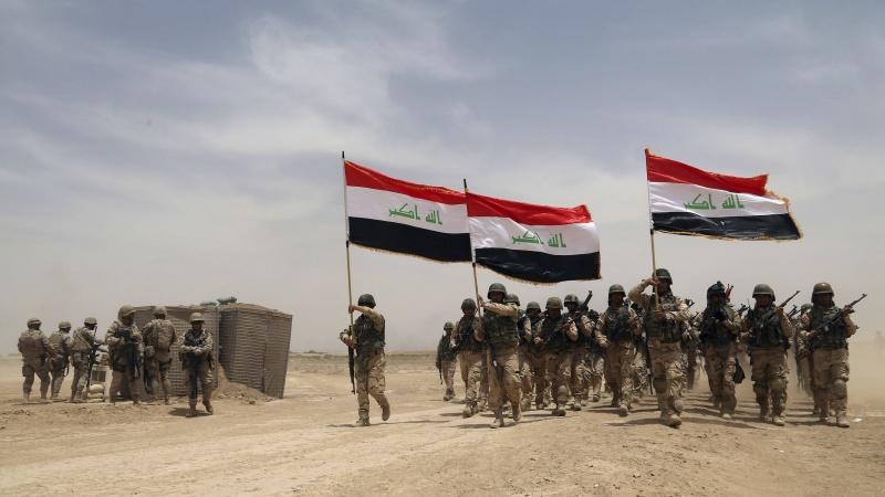 Iraklı güçler, IŞİD'in Hit'teki son üssüne girdiler