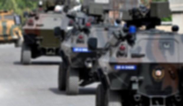 Çevik Kuvvet aracı kaza yaptı: 2'si ağır 3 polis yaralı