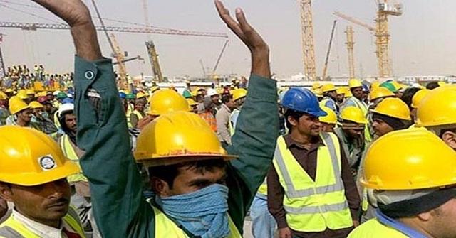 50 bin civarında Sudanlı işçi ekonomik krizin eşiğinde olan Arabistan'dan çıkıyor