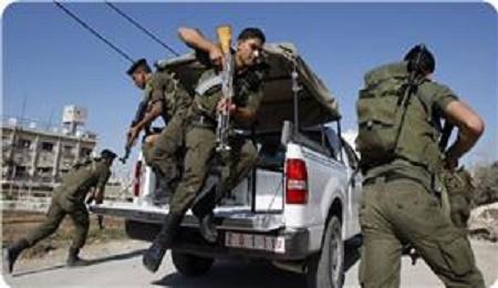 Abbasa Bağlı Satılık Polisler Filistin Halkına Karşı Zülümlerini Sürdüyor